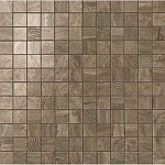 S.M. Woodstone Taupe Mosaic 30,5x30,5